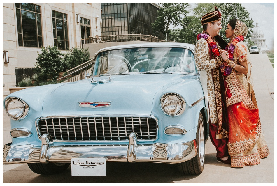 Indian and Catholic Wedding at the Edgewater in Madison Wisconsin