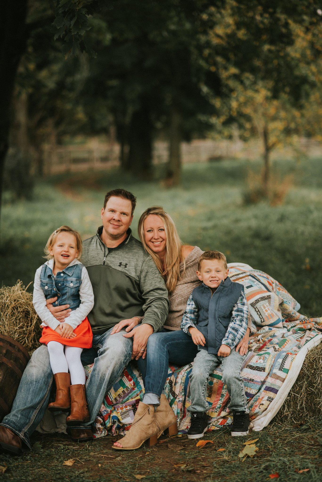 Fall Family Mini Session