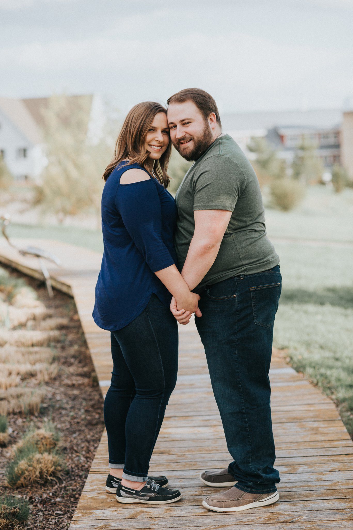Engagement Session at Epic