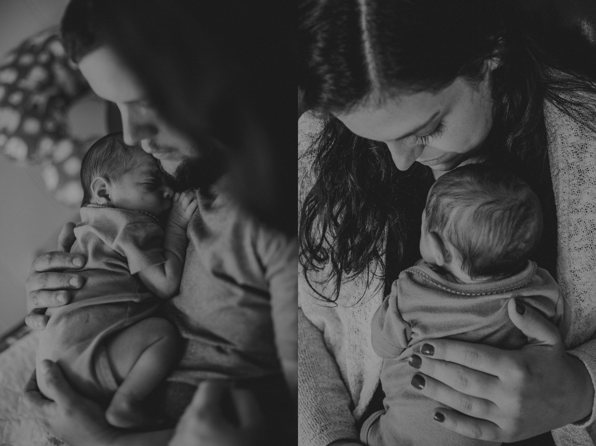 Newborn Photographer Evansville Wisconsin