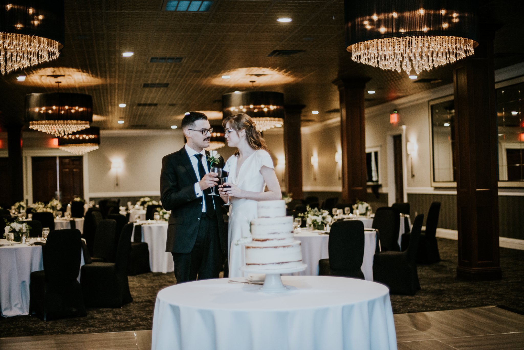 Delafield Hotel Wedding