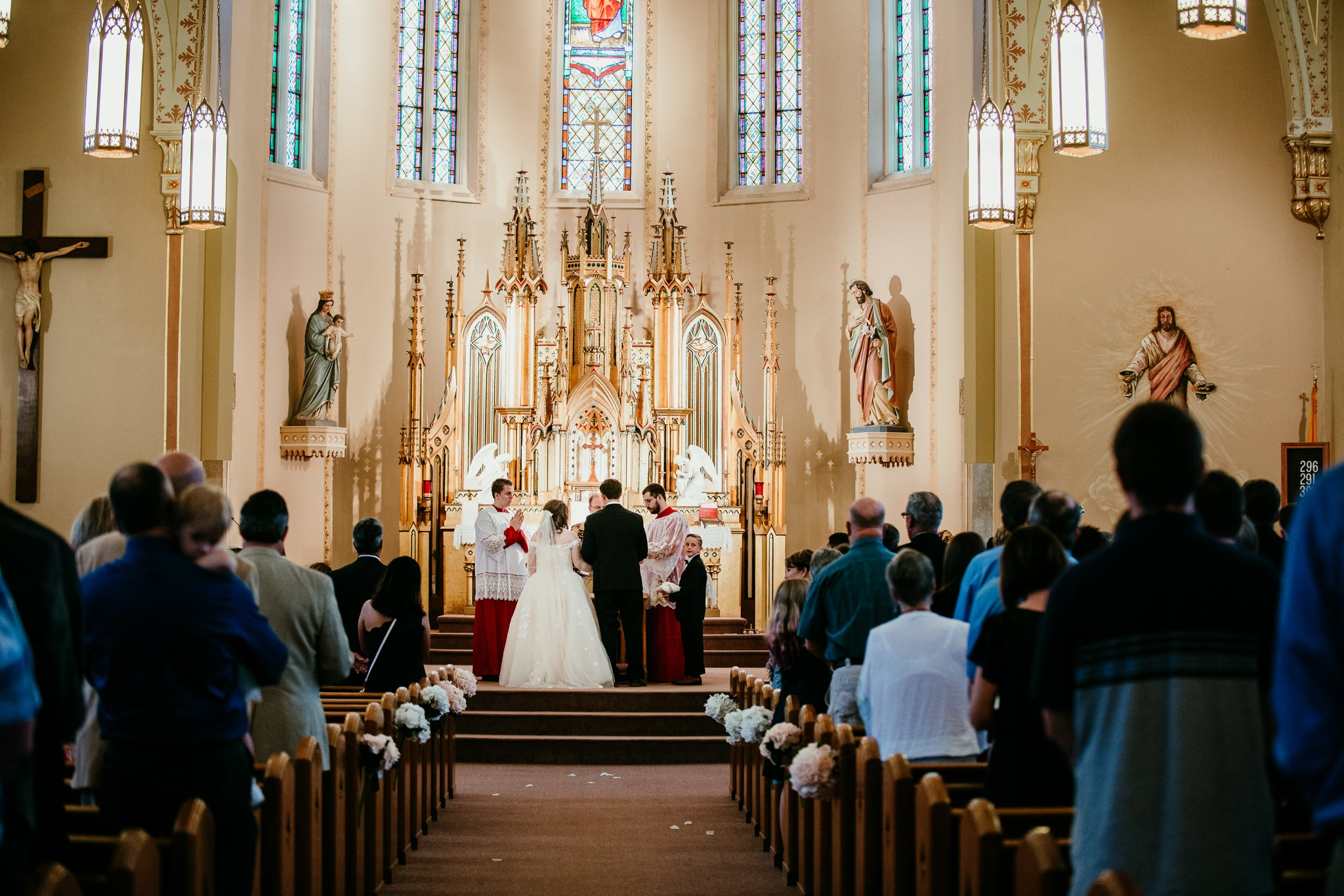 Catholic Latin Wedding Mass