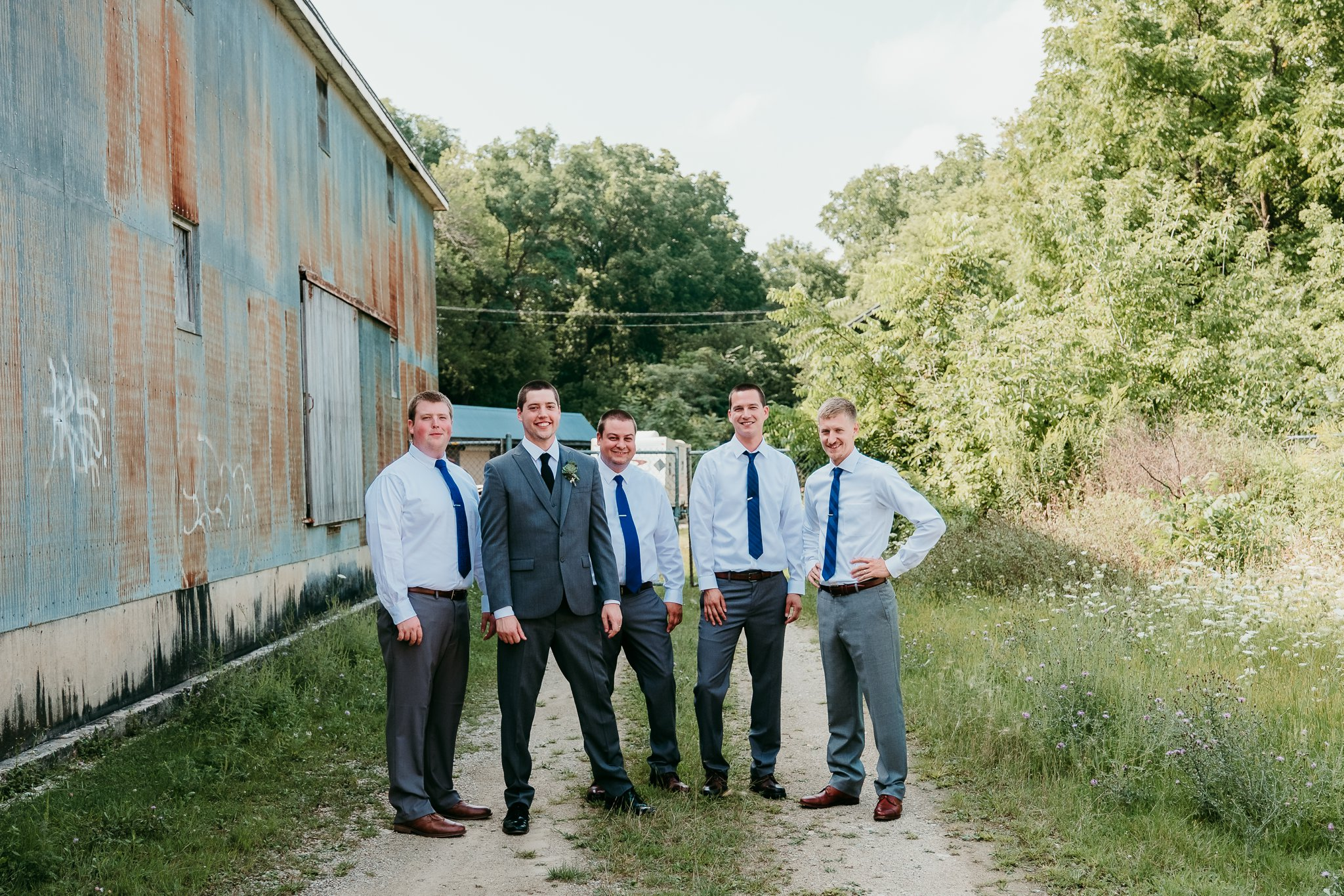 Lageret Wedding, Stoughton WI